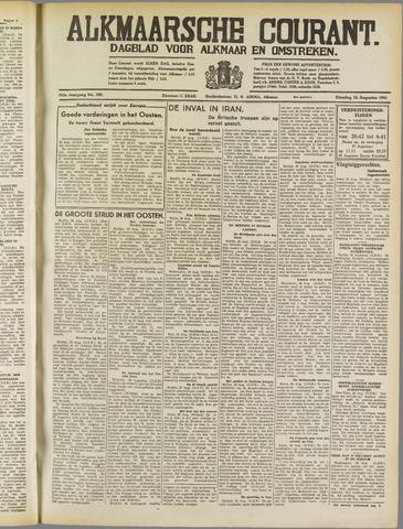 Alkmaarsche Courant 1941-08-26