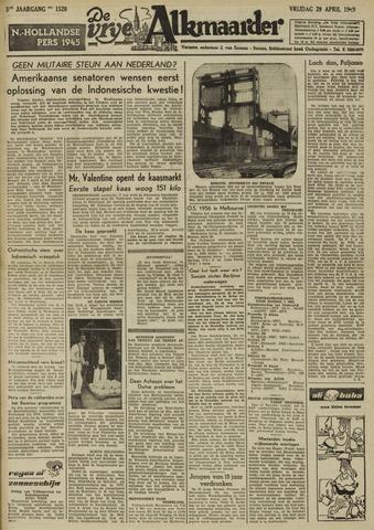 De Vrije Alkmaarder 1949-04-29