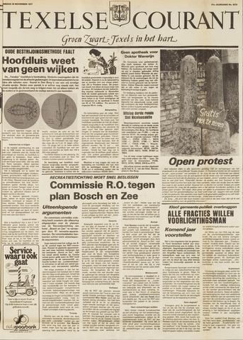 Texelsche Courant 1977-11-29