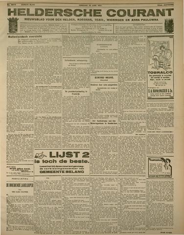 Heldersche Courant 1931-06-16