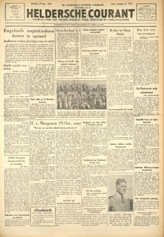 Heldersche Courant 1947-09-29