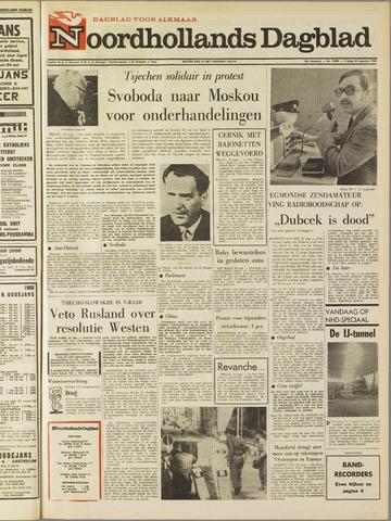 Noordhollands Dagblad : dagblad voor Alkmaar en omgeving 1968-08-23