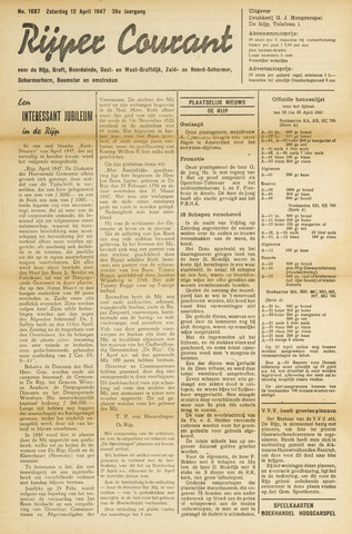 Rijper Courant 1947-04-12