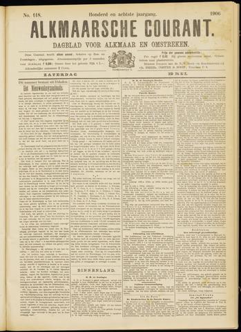 Alkmaarsche Courant 1906-05-19