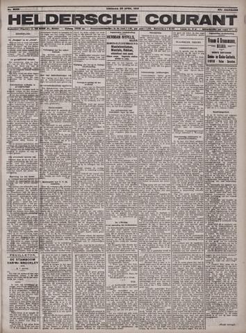 Heldersche Courant 1919-04-29