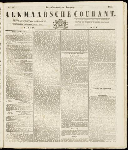 Alkmaarsche Courant 1875-05-02