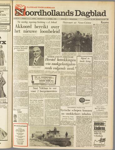 Noordhollands Dagblad : dagblad voor Alkmaar en omgeving 1962-11-24