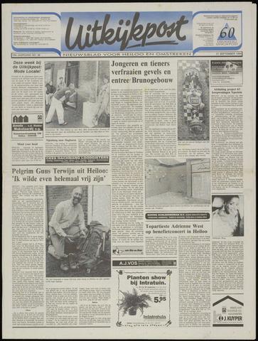 Uitkijkpost : nieuwsblad voor Heiloo e.o. 1994-09-21