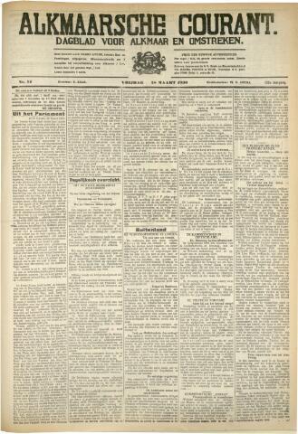 Alkmaarsche Courant 1930-03-28