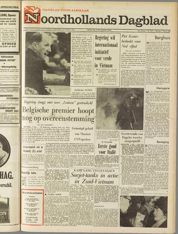 Noordhollands Dagblad : dagblad voor Alkmaar en omgeving 1968-02-07