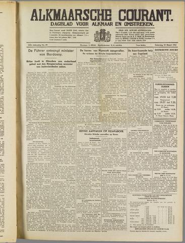 Alkmaarsche Courant 1941-03-22