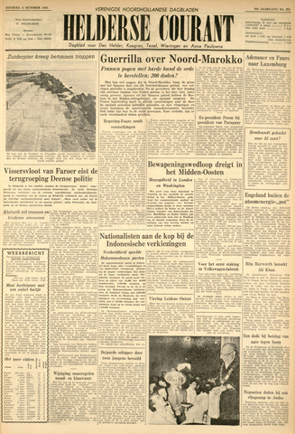 Heldersche Courant 1955-10-04