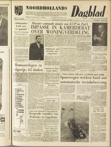 Noordhollands Dagblad : dagblad voor Alkmaar en omgeving 1962-03-01