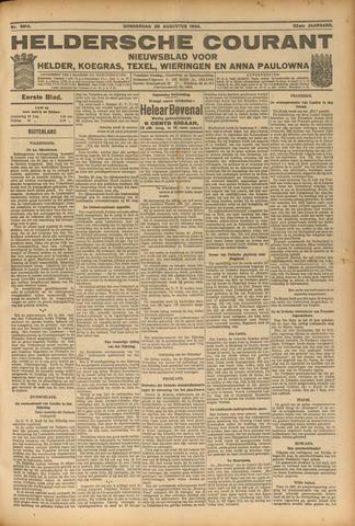 Heldersche Courant 1924-08-28