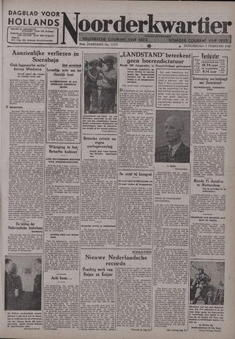 Dagblad voor Hollands Noorderkwartier 1942-02-05
