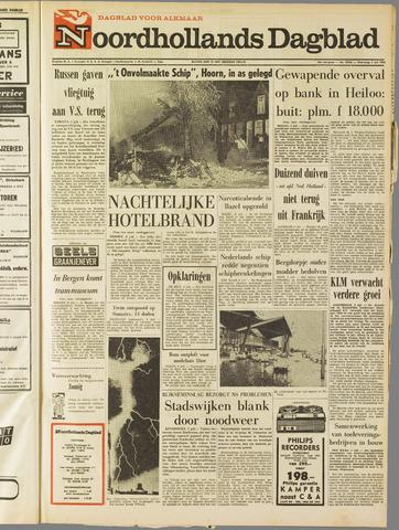 Noordhollands Dagblad : dagblad voor Alkmaar en omgeving 1968-07-03