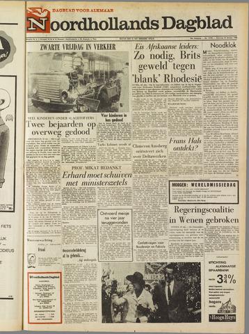 Noordhollands Dagblad : dagblad voor Alkmaar en omgeving 1965-10-23