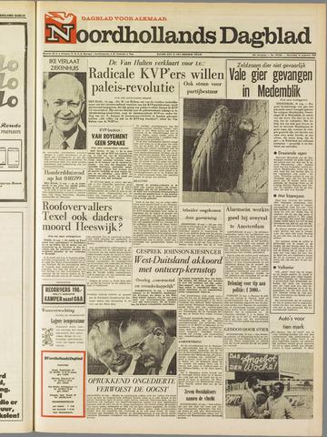 Noordhollands Dagblad : dagblad voor Alkmaar en omgeving 1967-08-16