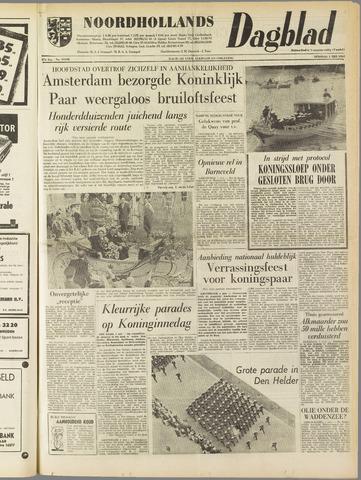 Noordhollands Dagblad : dagblad voor Alkmaar en omgeving 1962-05-01