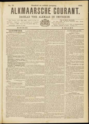 Alkmaarsche Courant 1906-03-06