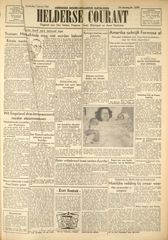 Heldersche Courant 1950-01-05