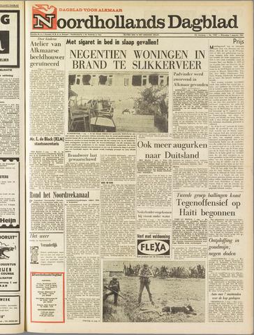 Noordhollands Dagblad : dagblad voor Alkmaar en omgeving 1963-08-07
