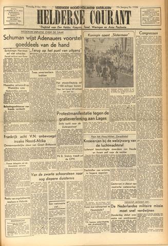 Heldersche Courant 1952-10-08