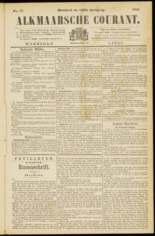 Alkmaarsche Courant 1903-07-01