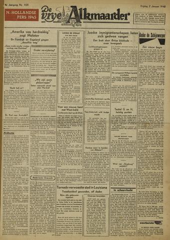 De Vrije Alkmaarder 1948