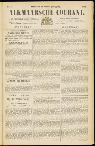 Alkmaarsche Courant 1902-01-15