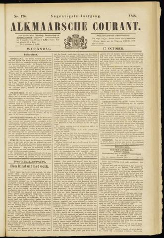 Alkmaarsche Courant 1888-10-17