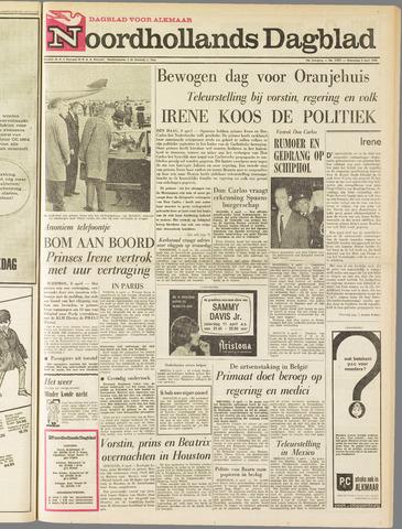 Noordhollands Dagblad : dagblad voor Alkmaar en omgeving 1964-04-08