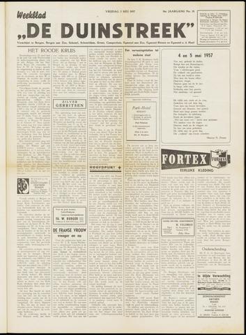 De Duinstreek 1957-05-03