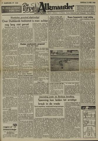 De Vrije Alkmaarder 1949-05-24