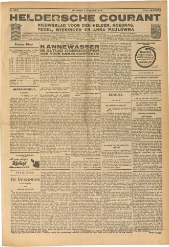 Heldersche Courant 1929-02-09