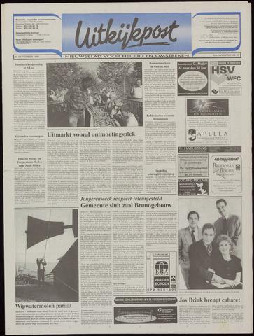 Uitkijkpost : nieuwsblad voor Heiloo e.o. 1999-09-15