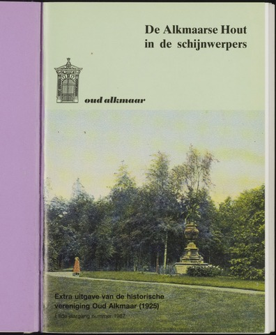 Oud Alkmaar 1987-12-01