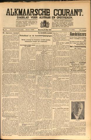 Alkmaarsche Courant 1937-05-24
