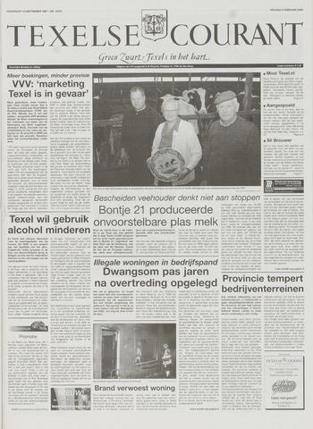 Texelsche Courant 2009-02-06