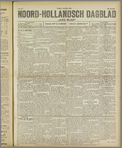 Ons Blad : katholiek nieuwsblad voor N-H 1922-11-17
