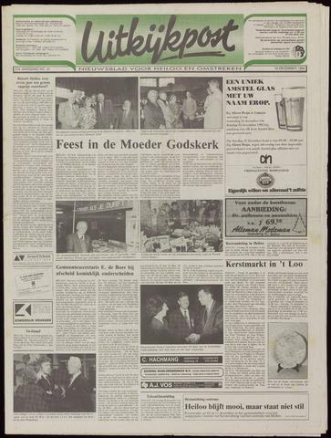 Uitkijkpost : nieuwsblad voor Heiloo e.o. 1992-12-16