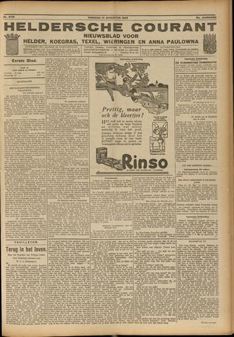 Heldersche Courant 1923-08-14
