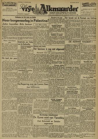 De Vrije Alkmaarder 1946-08-14