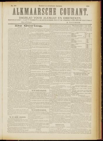 Alkmaarsche Courant 1915-11-15