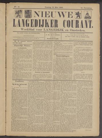 Nieuwe Langedijker Courant 1896-05-10