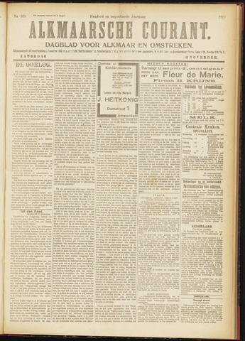 Alkmaarsche Courant 1917-11-10