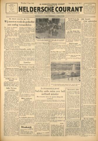 Heldersche Courant 1947-09-17