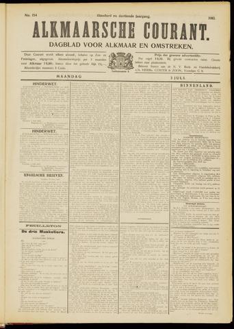 Alkmaarsche Courant 1911-07-03