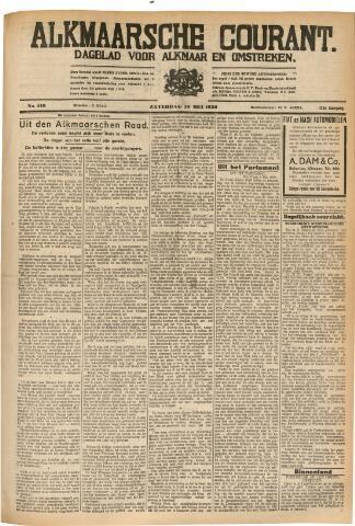 Alkmaarsche Courant 1930-05-10