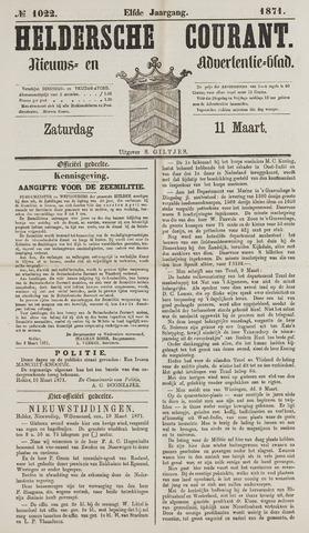 Heldersche Courant 1871-03-11